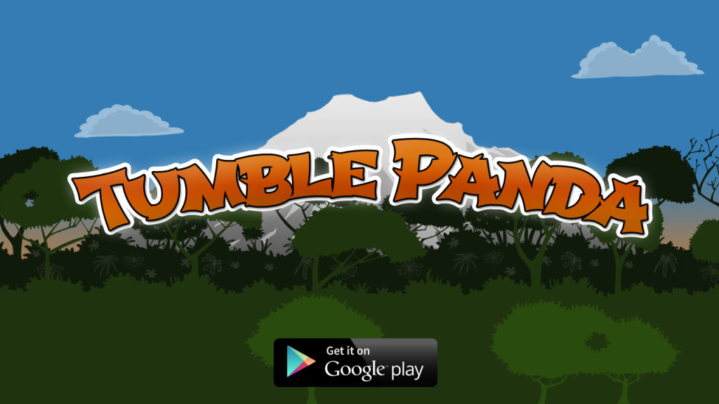 tumble panda - get it on google play